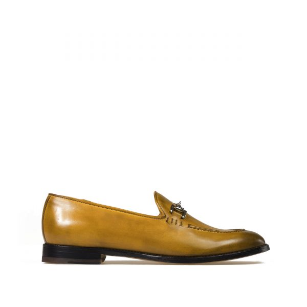 loafer in leather Gucci Style