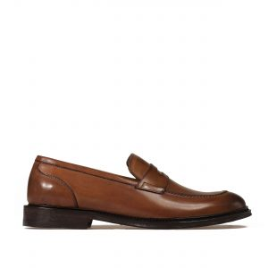 9500 penny loafer cuoio