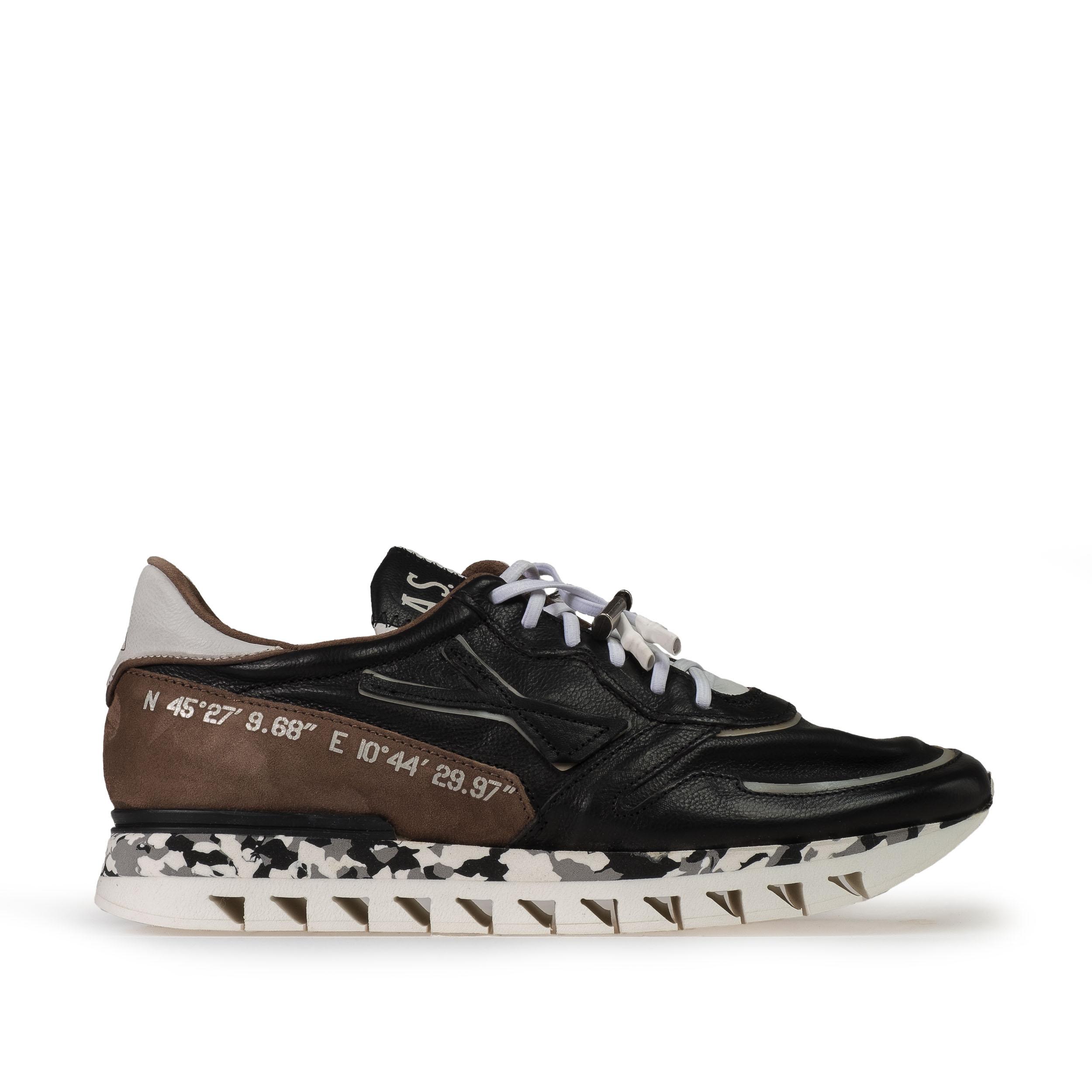 Sneaker A.S. 98 art 416103 nero